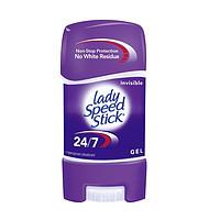 Дезодорант гелевый Lady Speed Stick 24/7 Invisible  65g.