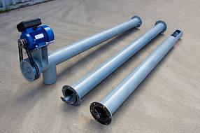 Шнековые погрузчики Ø 108 мм. производительностью 2-4,5 тонны в час.