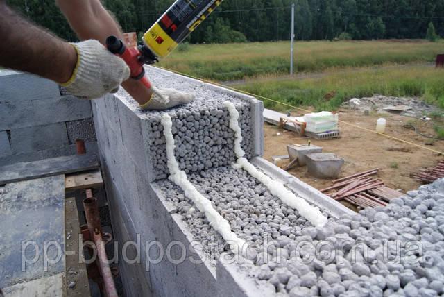 Кладка блоків