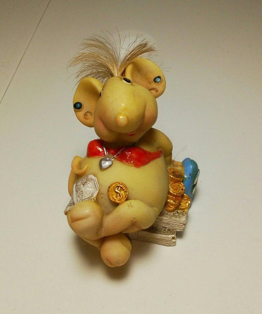 Статуэтка Мышь №14