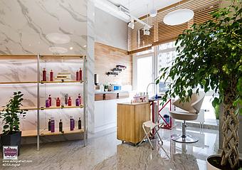 Beauty salon by #dsavtograf . #moderninterior #interior #interiordesign #interior4all #luxury #furnituredesign #mirror #gammabross #light #architexture #design #designinterior #designinspiration #instagram #instagood #instadaily #style #salon #design