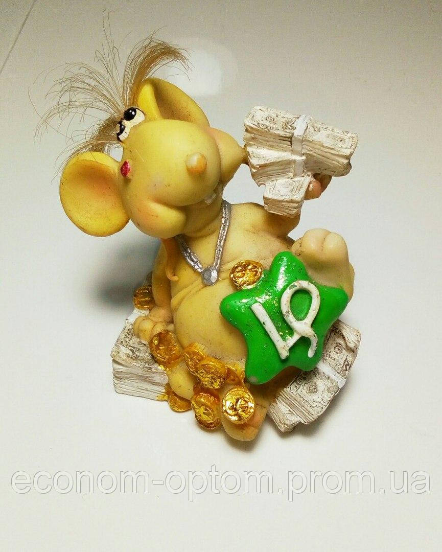 Статуэтка Мышь №18
