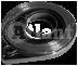Пружина стартера  к  бензопилам  Atlant 738, Godluck3800, Expert  d 39 mm