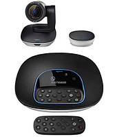 Управляемая веб-камера + спикерфон Logitech Group