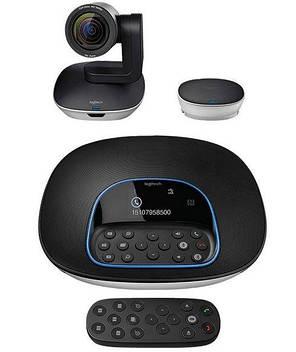 Веб-камера для видеоконференций Logitech Group, фото 2