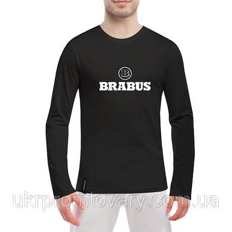 Лонгслив мужской - Брабус, отличный подарок купить со скидкой, недорого, фото 2