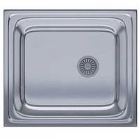 Кухонная мойка из нержавеющей стали ULA HB 6110 ZS POLISH