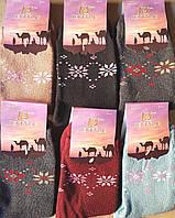"""Носки женские """"Шугуан"""" махровые верблюжей шерси, фото 1"""