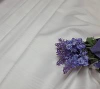 Семейное постельное белье Сатин, Мульти страйп PREMIUM WHITE