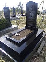 Гранитный мусульманский памятник, облицовка керамогранит