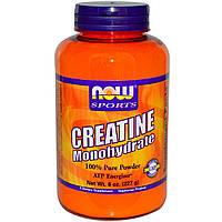 Креатин NOW Creatine (227 g)