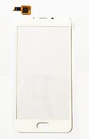 Оригинальный тачскрин / сенсор (сенсорное стекло) для Meizu U10 (белый цвет), фото 1
