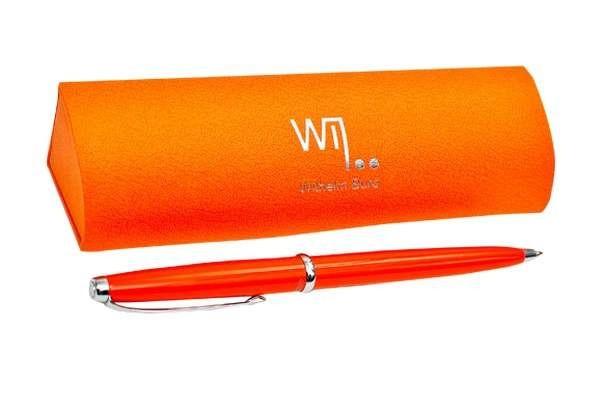 Ручки кулькові WILHELM BURO автоматичні (у подарунковому футлярі)