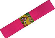 Папір креповая МУЛЬТЯШКИ рожева (500х2000мм) для творчості