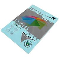 Бумага цветная SPECTRA светло-голубая ПАСТЕЛЬ (100 л./80 гр) для печати