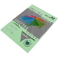 Бумага цветная SPECTRA светло-зелёная ПАСТЕЛЬ (100 л./80 гр) для печати