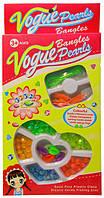 Детские бисерные наборы VOGUE PEARLS для бисероплетения