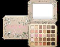 Тени Too Faced Natural Love 30-цветов