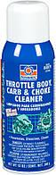 Очиститель карбюратора и дросселя Permatex Throttle Body, Carb & Choke Cleaner  80079