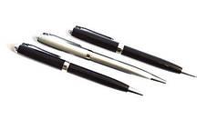 Ручки металлические поворотные BAIXIN (серебро+черный)