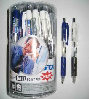 Ручки шариковые автоматические TECHJOB Tizo Office