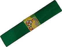 Папір креповая МУЛЬТЯШКИ світло-зелена (500х2000мм) для творчості
