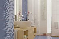 Плитка для ванной Волна   20*50