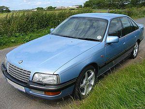 Лобовое стекло на Opel Senator B (Седан) (1987-1993)