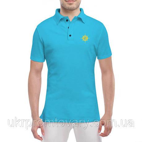 Мужская футболка Поло - Металлист, отличный подарок купить со скидкой, недорого, фото 2