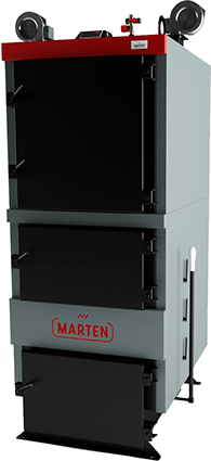 Marten Comfort MC-98 - котел твердотопливный длительного горения, фото 1