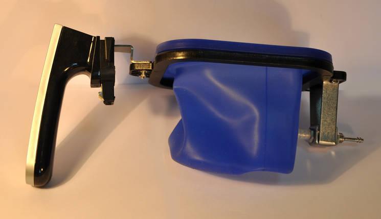 Силиконовая форма для чашки с лотком и ручкой., фото 2