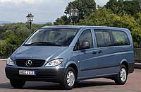 Лобовое стекло на Mercedes-Benz Vito W639 / Viano (Мерседес-Бенц Вито / Виано W639) (2004-2014)