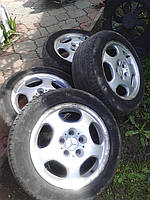 Диски + Резина Mercedes-Benz R16 215/55, фото 1
