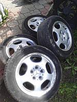 Диски + Резина Mercedes-Benz R16 215/55