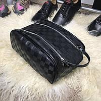 3f2bd8601ff2 Мужской нессер Nessesser Louis Vuitton King Size Damier Infini реплика