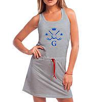 Платье - Король гольфа, отличный подарок купить со скидкой, недорого