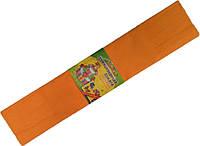 Бумага креповая МУЛЬТЯШКИ оранжевая (500х2000mm) для творчества