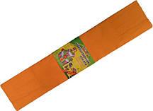 Папір креповая МУЛЬТЯШКИ помаранчева (500х2000мм) для творчості