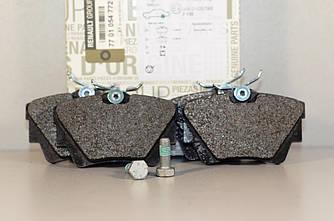 Дисковые тормозные колодки (задние) на Renault Trafic III 2014-> - Renault (Оригинал) - 7701054772