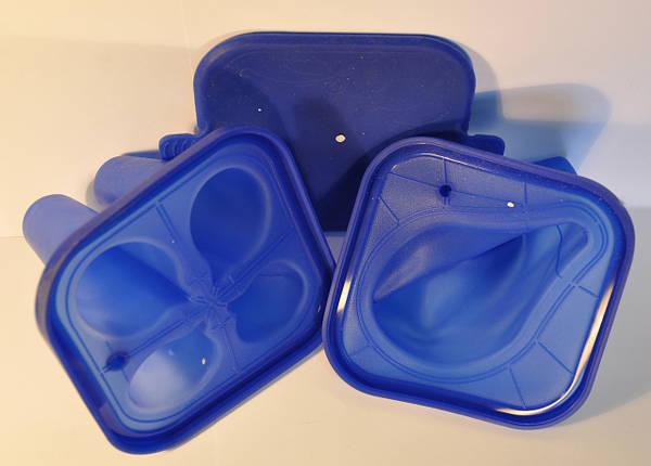 Комплект силиконовых форм для кружек и рюмок, фото 2