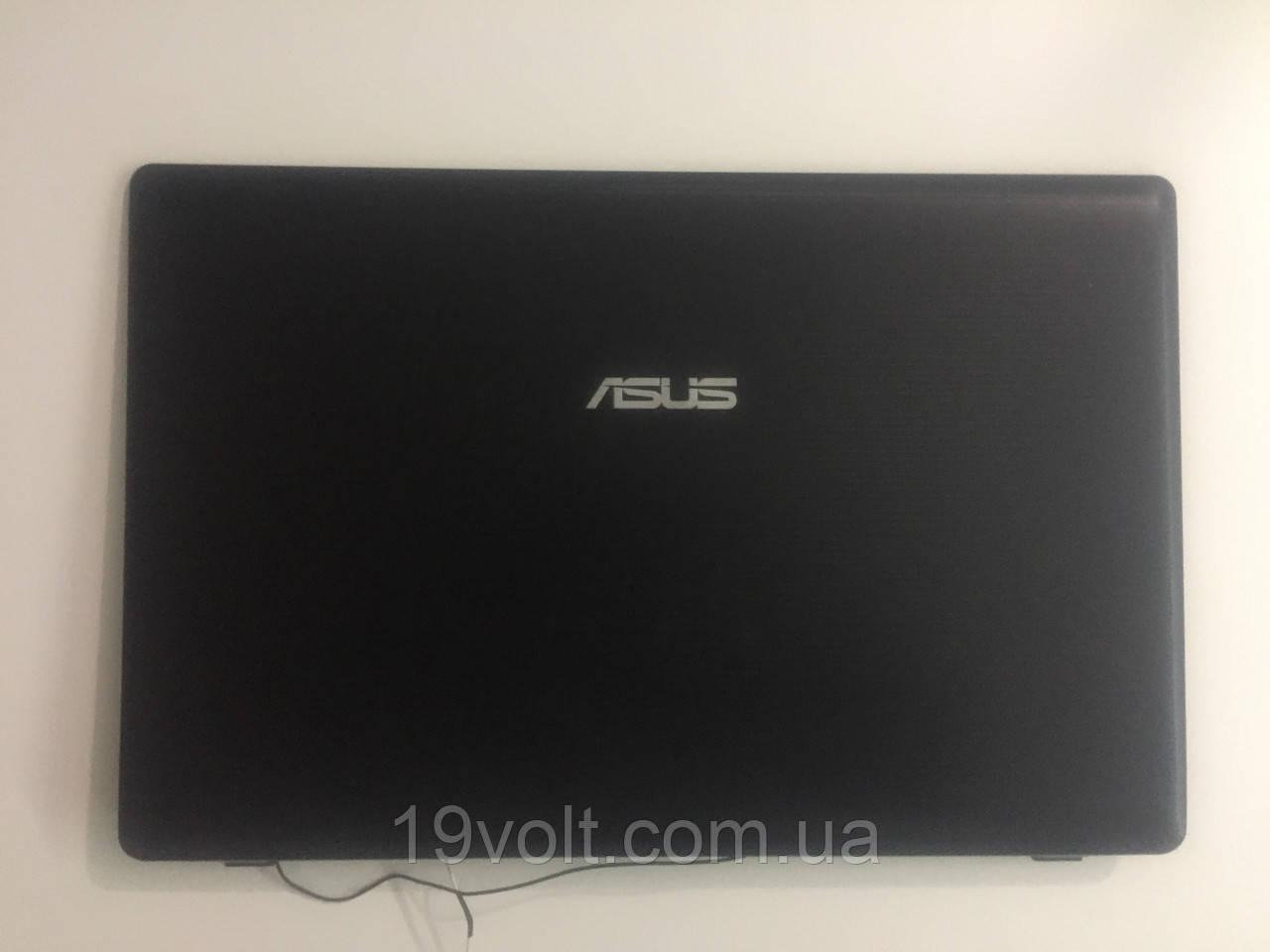 Корпус (крышка матрицы)  Asus X75
