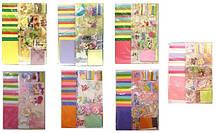 Поделки СДЕЛАЙ ОТКРЫТКУ (в наборе - 15 конвертов+15 открыток+украшения)