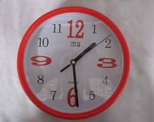 Часы настенные MS 40x20.2 круглые