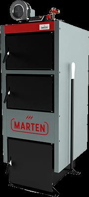 Marten Comfort MC-20 - котел твердотопливный длительного горения