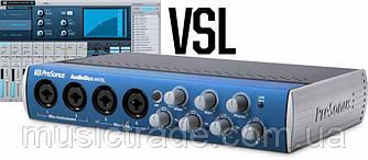 Аудио интерфейс Presonus AudioBox 44VSL