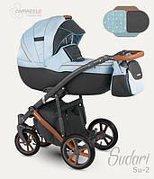 Дитяча універсальна коляска Camarelo Sudari