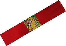 Папір креповая МУЛЬТЯШКИ червона (500х2000мм) для творчості