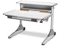 Стол регулируемый Mealux Grand White BD-300