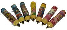 Пеналы-тубусы в форме карандаша
