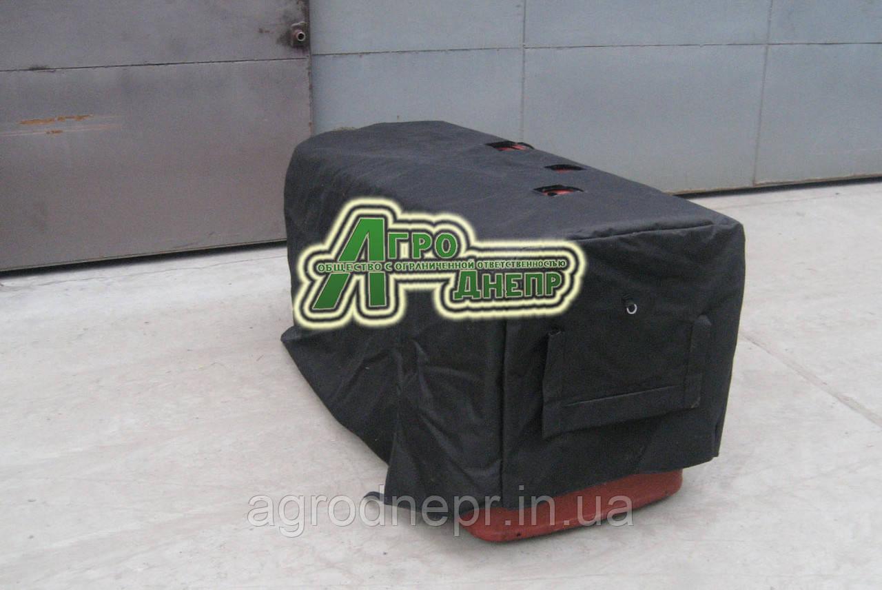 Чехол утеплительный капота на трактор ЮМЗ 45-3914010 Б